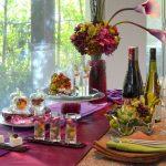 アペロを楽しむテーブルコーディネート